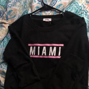 ' Miami ' Long Sleeve by Garage